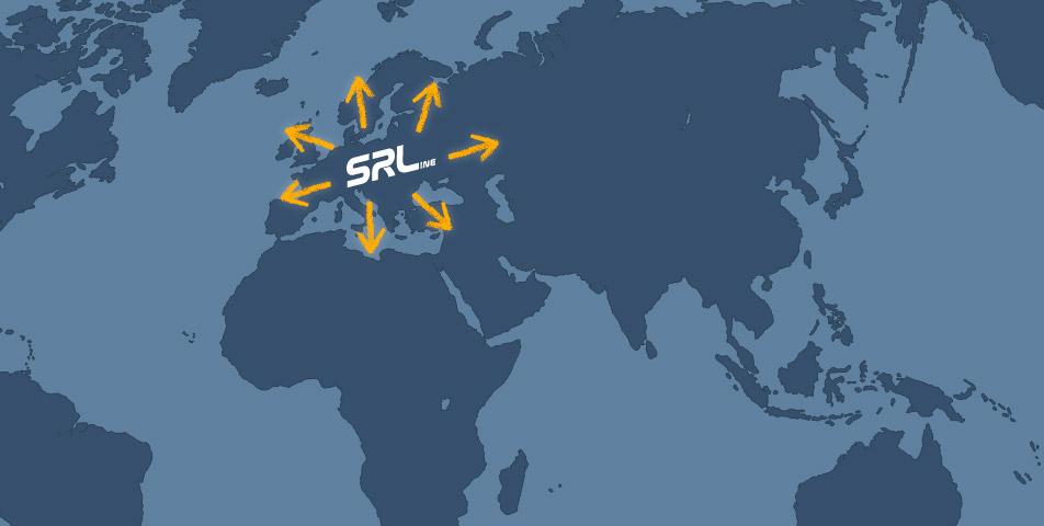marka SRL na 4 kontynentach