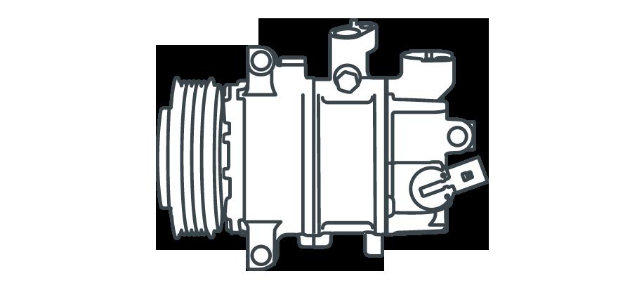 Compressors A/C